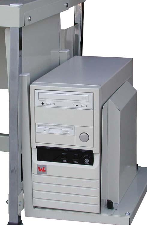 Mcw20e Mobile Computer Workstation Vti Manufacturing